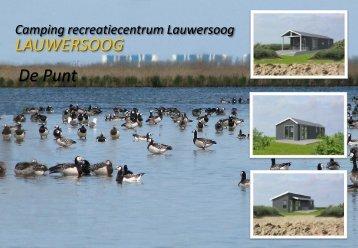 LAUWERSOOG De Punt - Camping Lauwersoog