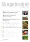 pdf, 5,1 MB - Skogsbruket - Page 2
