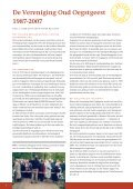Over Oegstgeest maart 2007 - Vereniging Oud Oegstgeest - Page 6