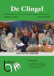 Nebo viert 65e verjaardag - Bronovo Ziekenhuis