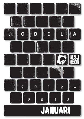 Jodela Januari - 2910 Essen