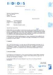 Bijlage 5 Rapport aanvullend bodemonderzoek - Leiden