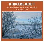 Kirkeblad marts-april-maj 2012 - Sønderby og Kærum Kirker