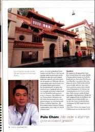 2010 November: Terdege Magazine - Nam Kee