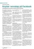 - Jeg fikk ingen støtte etter ulykken - Personskadeforbundet LTN - Page 4
