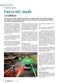 - Jeg fikk ingen støtte etter ulykken - Personskadeforbundet LTN - Page 6