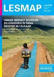UNICEF brENgt sCholEN EN kINdErEN IN INdIa dIChtEr bIj Elkaar