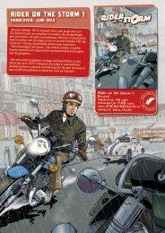 Rider on the storm 1 - Stripspeciaalzaak.be