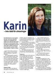 46 Karin - inre rädd för utmaningar - Välkommen till ...
