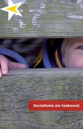 Socialisme als toekomst - PvdA