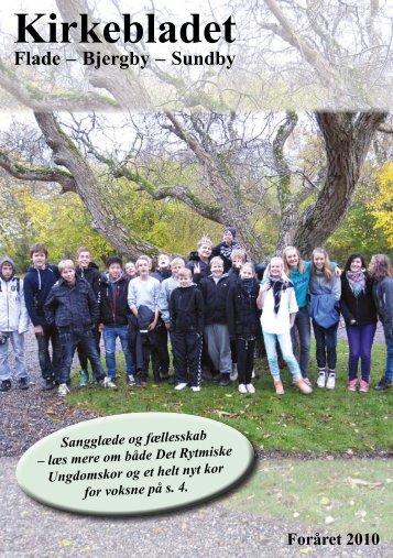 Foråret 2010 - Sundby Mors