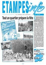 611-Etampes Info - Corpus étampois