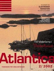 Västerhavet - Atlantica
