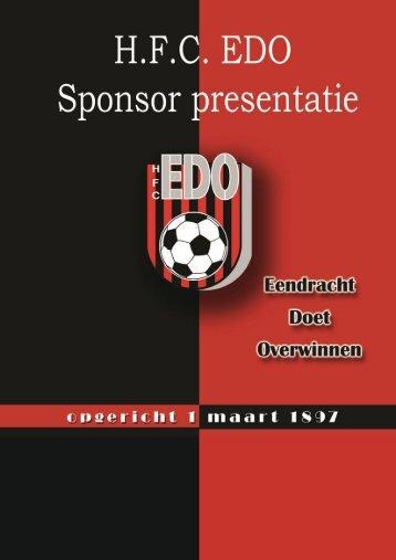 Klik hier voor een brochure met uitgebreide informatie ... - hfc EDO