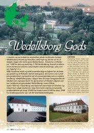 Wedellsborg Gods