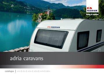 Brochure Adria 2012 - Konijn Caravans