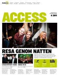 Access nr 4 2011 - Nobina