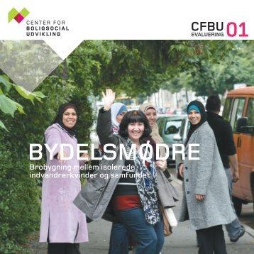 BYDELSMØDRE - Center for boligsocial udvikling