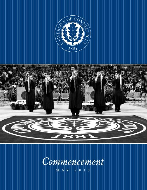Here Commencement University Of Connecticut