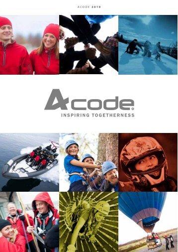 ACODE 2010 - 1:st Promotion