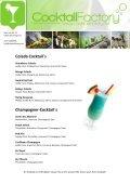 BUBBLE-COCKTAIL´S - Cocktailfactory - Seite 4