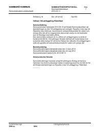 6. Inlösen VA-anläggning Hästviken - Hammarö kommun