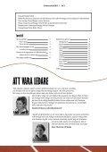 Att vArA ledAre - Page 2