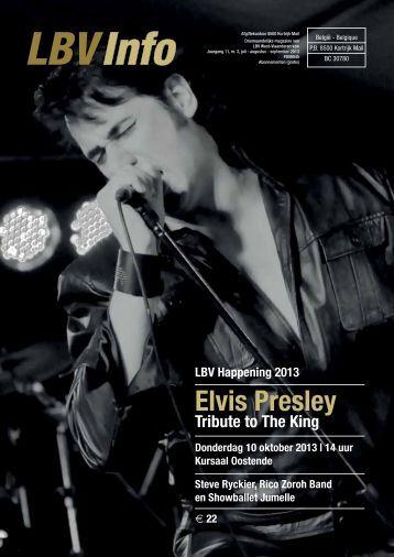 Elvis Presley - LBV West-Vlaanderen
