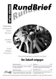 Nr. 5/2004 - Grüne Luzern