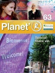 Planet R n° 63 - Rouen Business School