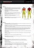 WETSUITS & LYCRAS '09 - Kiteloop.fi - Page 2
