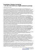 PARAPLYT - Svensk förening för psykosomatisk medicin - Page 4