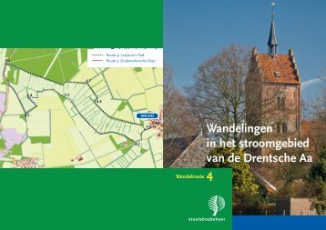 Wandelroute 4 - Drentsche Aa