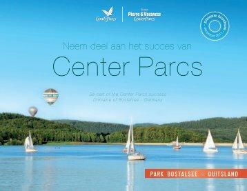 Neem deel aan het succes van - Arcus Resorts