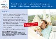 Deskfolie - FinanceLife Lebensversicherung AG