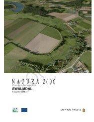 Conceptbeheerplan Swalmdal - Natura 2000 beheerplannen