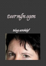 Blog archief