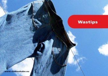 Wastips - elektrohahn.eu