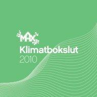 Klimatbokslut 2010 - Max