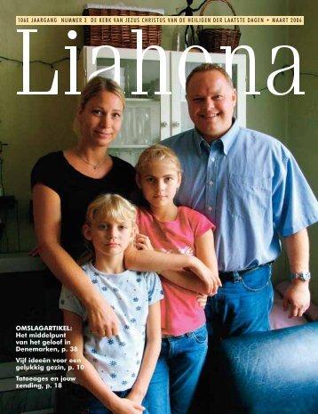 Maart 2006 Liahona
