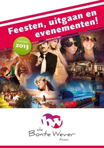 Feesten, uitgaan en evenementen! - De Bonte Wever