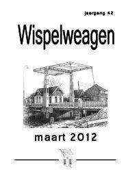 Maart 2012 - Terwispel