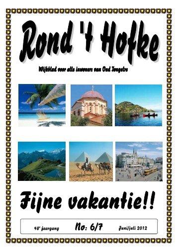 juni-juli 2012 2 - Rond ´t Hofke