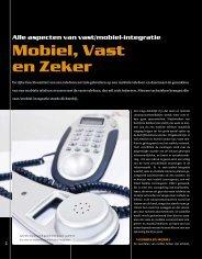 Mobiel, Vast en zeker - OTMC