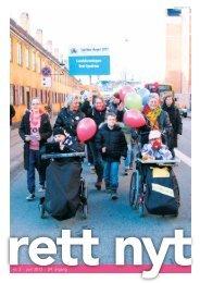 nr. 2 · juni 2012 · 24. årgang - Landsforeningen Rett Syndrom