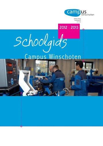 Schoolgids Campus Winschoten - Dollard College