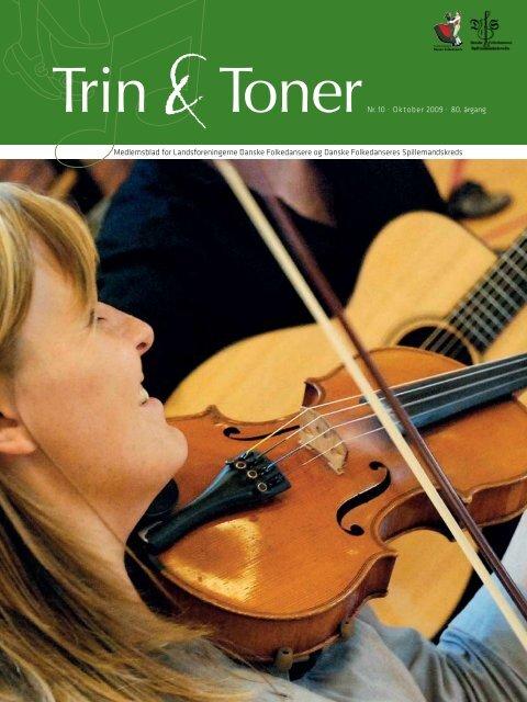 Trin & Toner 10-2009 - Spillemandskredsen.dk
