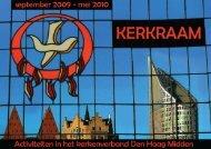 programmaboek winterwerk 09-10.indd - Kerken in Den Haag
