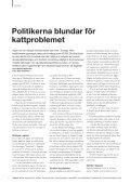 KATT - Djurskyddet Sverige - Page 4