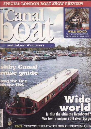 scanned article about boat - Get a Free Blog